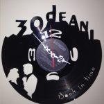 Cadou - Ceas perete disc vinil Aniversare 30 ani