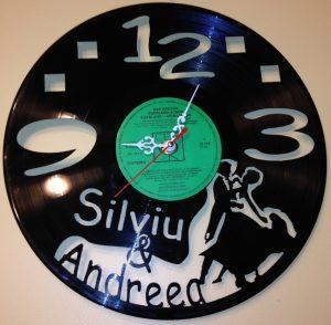 Cadou personalizat ceas de perete
